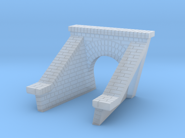 3 Foot Brick Culvert HO Scale 3 3d printed