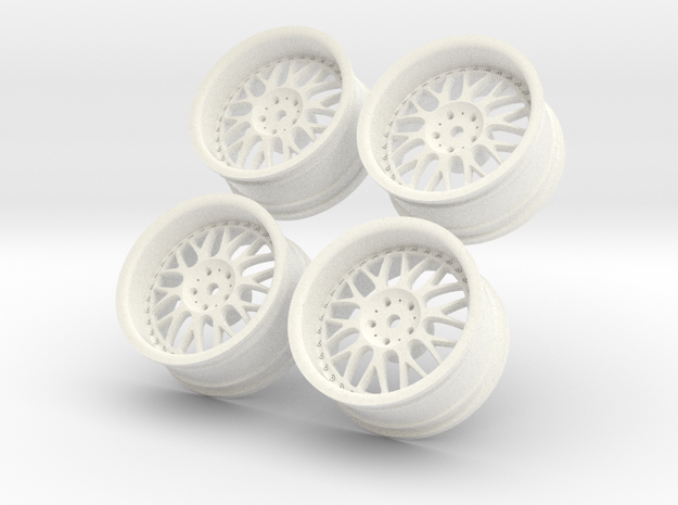 1/10 Touring Car Work Wheels VSXX VS-XX