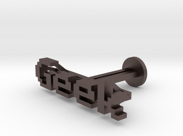 GEEK 3d printed The ultimate in Geek Chic