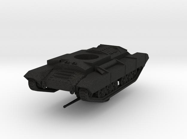 Vehicle- Valentine Tank MkII (1/87th) 3d printed