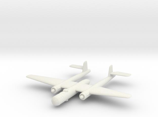 1/300 Arado Ar E 340 in White Natural Versatile Plastic