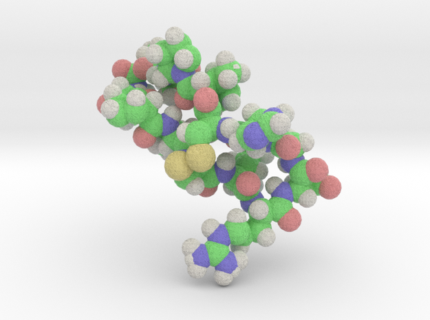 PDP7 Peptide in Full Color Sandstone