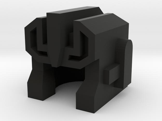 Robo Helmet 1 (Tresob Original) 3d printed