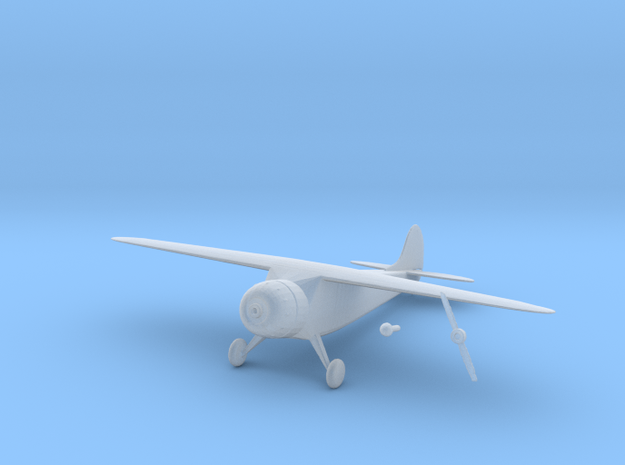 1:200 Cessna 195 in Smooth Fine Detail Plastic