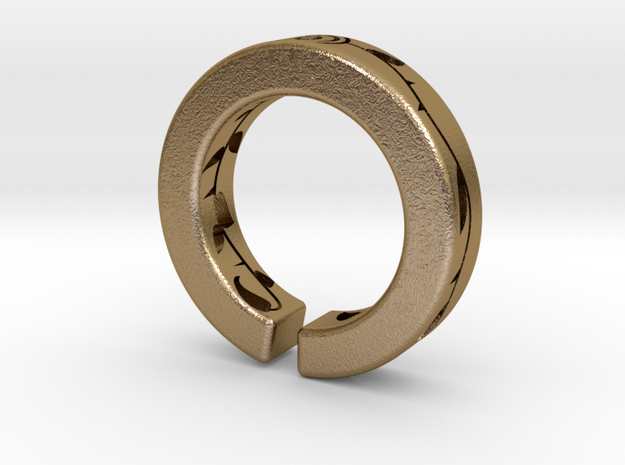 Pagan Ring 3d printed