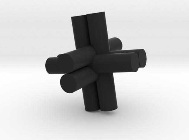 Rod Puzzel 3d printed
