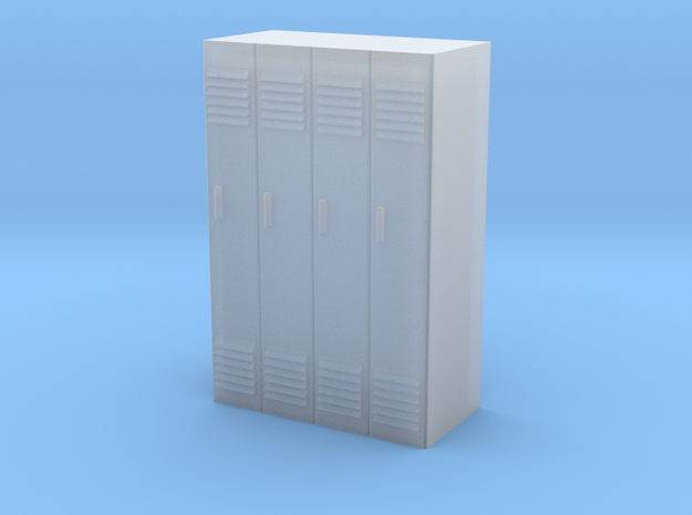 Lockers - 1/87 (HO Scale)