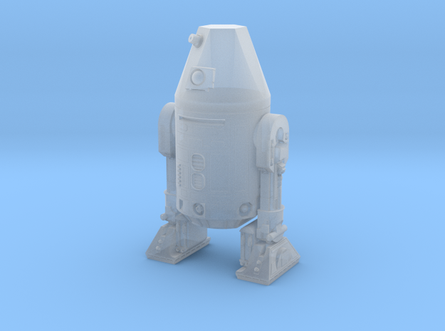 1/24 (G) Scale Robot-4 Two Legs in Frosted Ultra Detail