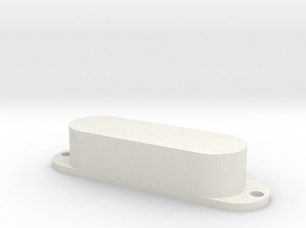Mando ST Pickup Cover in White Strong & Flexible