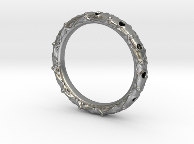 Hollow Ring 4 3d printed render