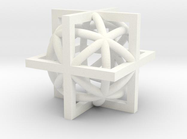 ballcage 3d printed