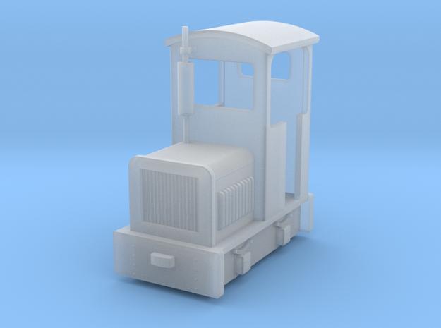 HOn4.5 diesel loco (dummy) 3d printed
