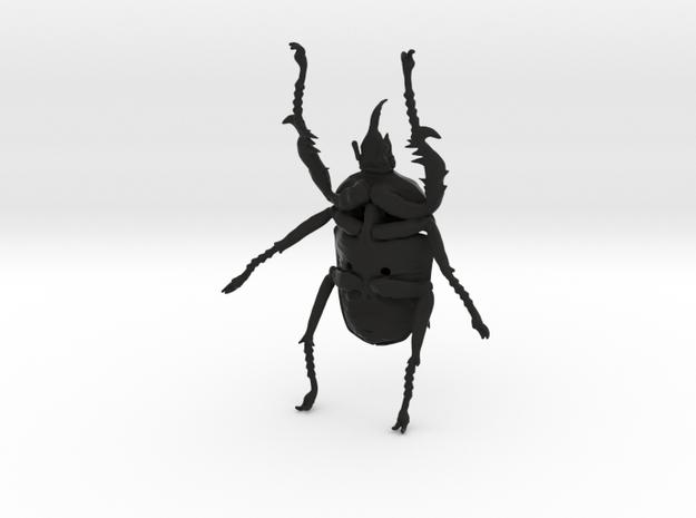 Giant Beetle - Goliath 9cm - Scarab 3d printed