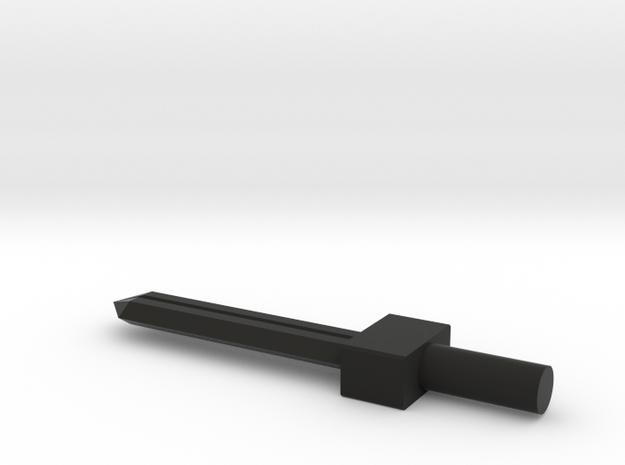 Sword 02 3d printed