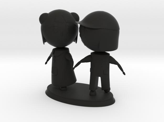 Kids Statue 3d printed