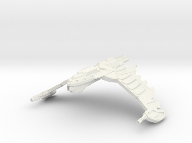 HawkWing Class Cruiser 3d printed
