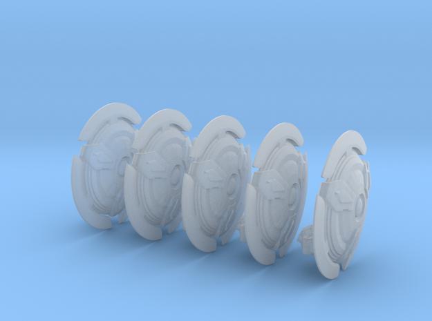 Matter Shield 3d printed