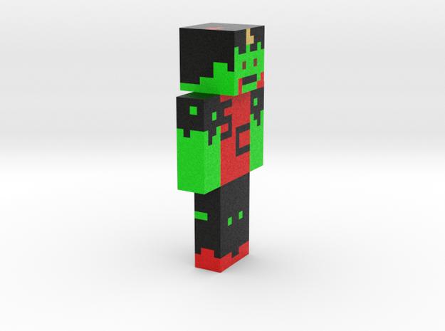 6cm | sebicorn 3d printed