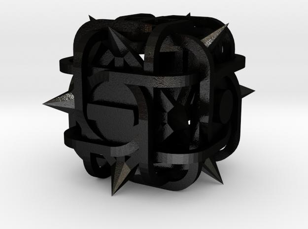 Fudge Thorn Die6 3d printed