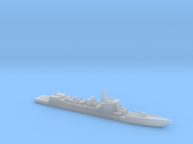 Type 052C 1/6000 in Smooth Fine Detail Plastic