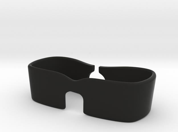 bänd ring medium 3d printed