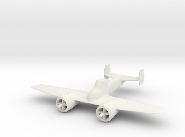 1/200 Grumman G34 Skyrocket / XF5F-1 3d printed