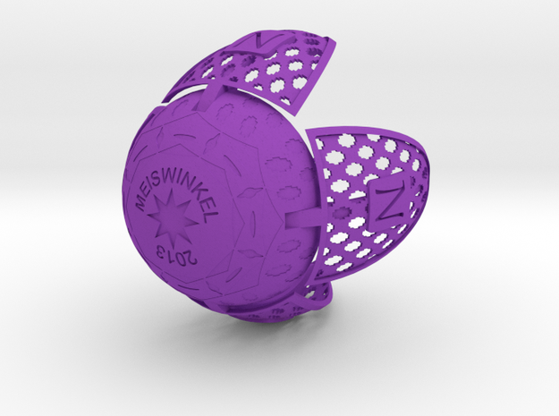 The Natalia Egg 3d printed