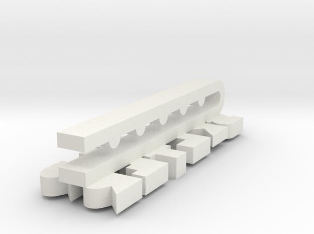 HELTER SKLTER TiePin 3d printed
