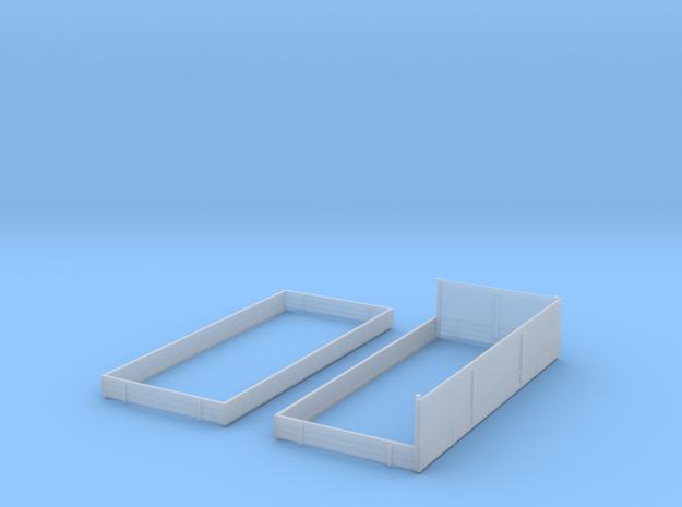 Aufbauten Bruns 5.7t in Smooth Fine Detail Plastic