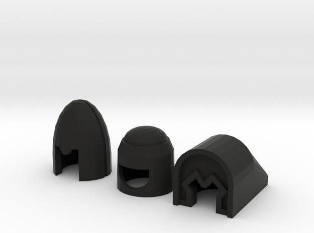 Robo Helmets: Go Runagates 3d printed