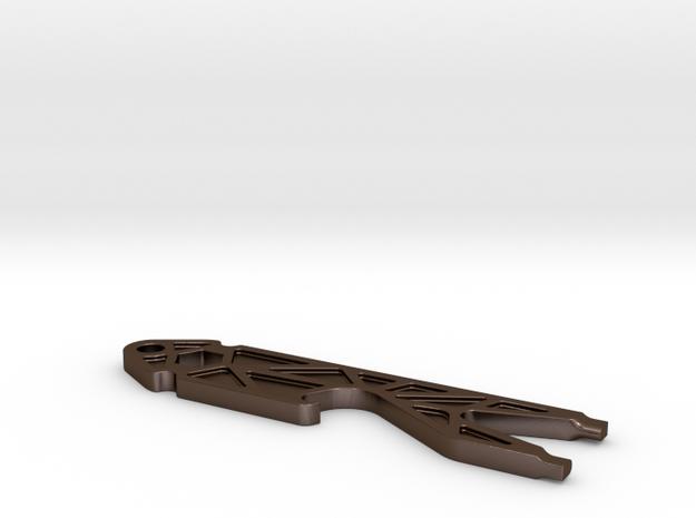 Brewzi - Model B Uzi Sight Adjustment Tool 3d printed