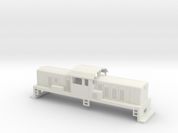 DSC Locomotive, New Zealand, (OO Scale, 1:76)