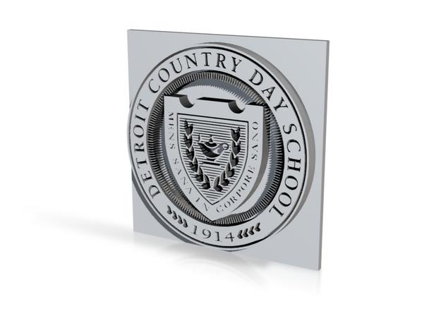 DCDS Crest 2 3d printed