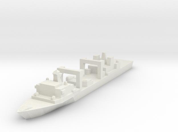 AO Fuchi (Type 903) 1:700 in White Natural Versatile Plastic