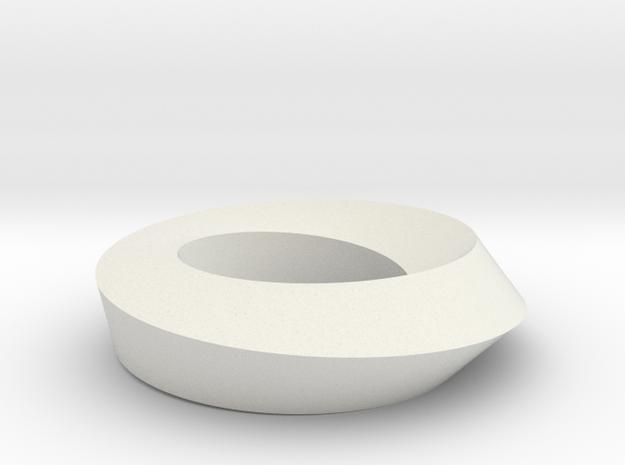 Mobius Loop - Square 1/4 twist