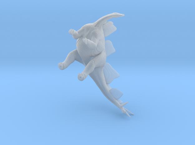 Stegosaurus defense 1/40 3d printed