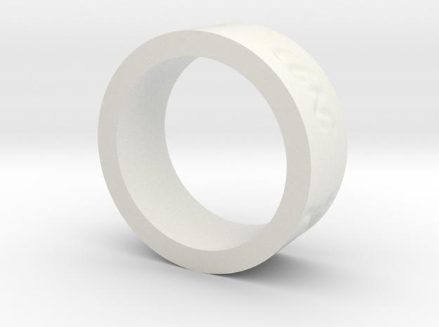ring -- Sun, 21 Apr 2013 09:32:58 +0200 3d printed