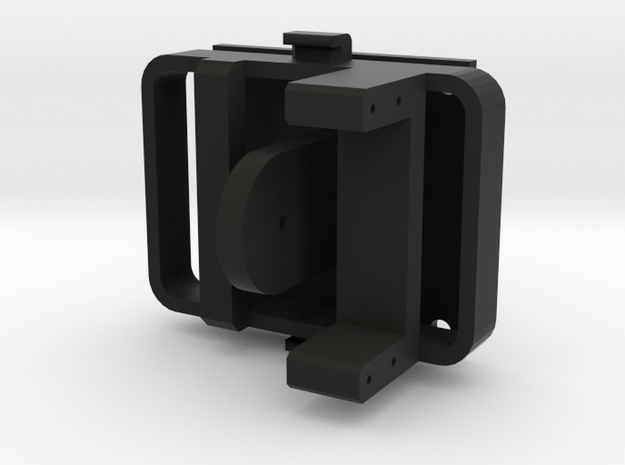 TT-CamMount GoPro MultiCopter Gimbal 3d printed