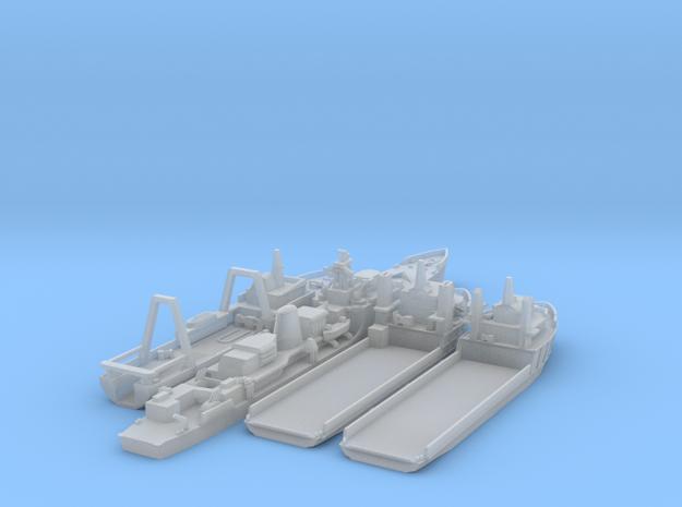 Cod War Set 3 - 1/1250  in Smooth Fine Detail Plastic