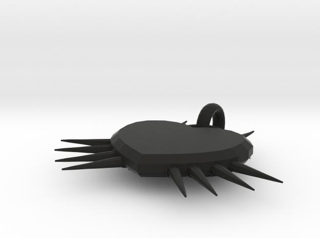 Majoras Mask Pendant 3d printed