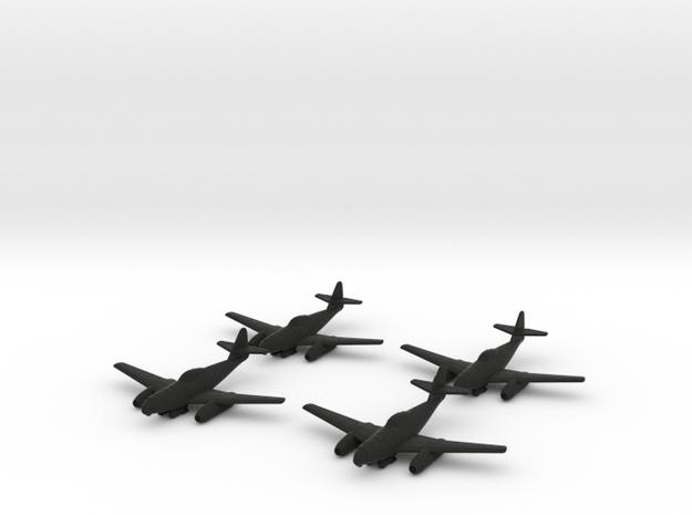 1/144 Messerschmitt Me-262A-2a/U2 (x4) 3d printed