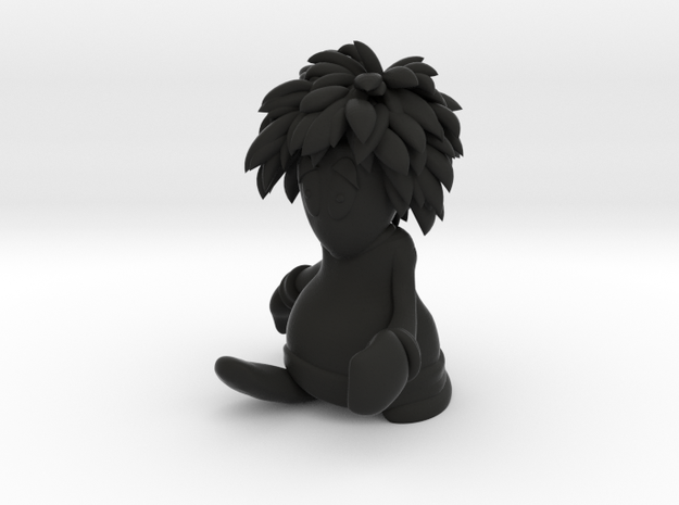 Lemming Walker (Small and White) 3d printed