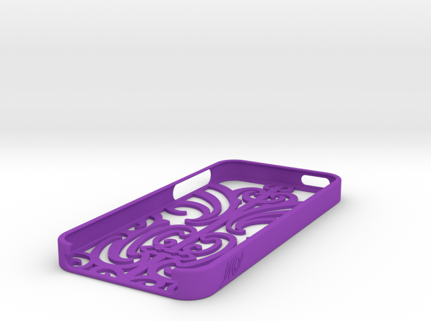 iMoko iPhone 5 cover 3d printed