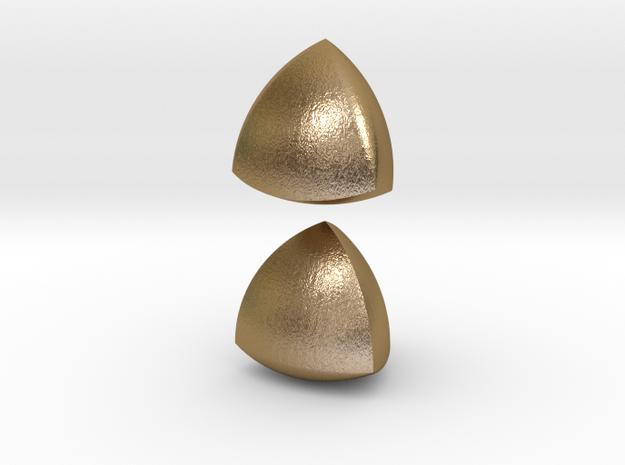 Jumbo (4cm) Meissner Solids 3d printed