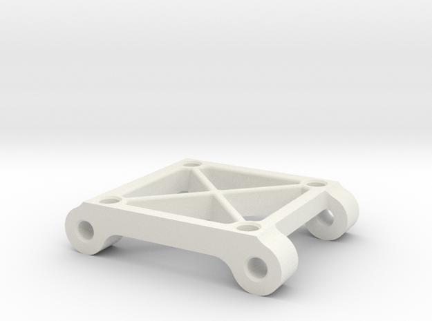 T15 FAN MOTOR SUPPORT in White Natural Versatile Plastic