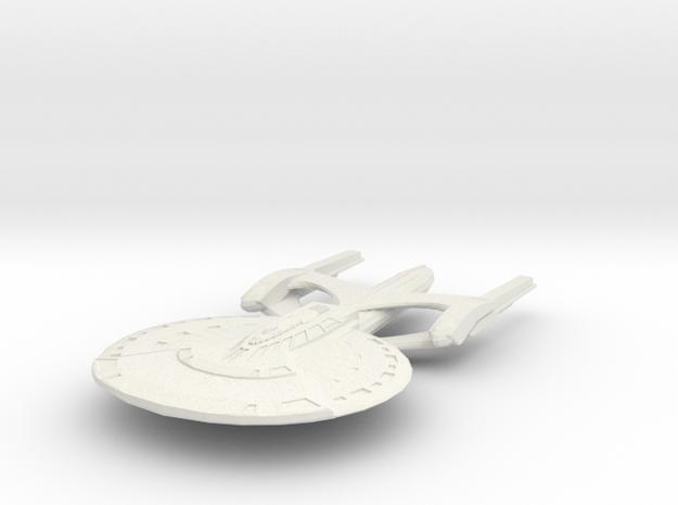 Miller Class Battleship 3d printed