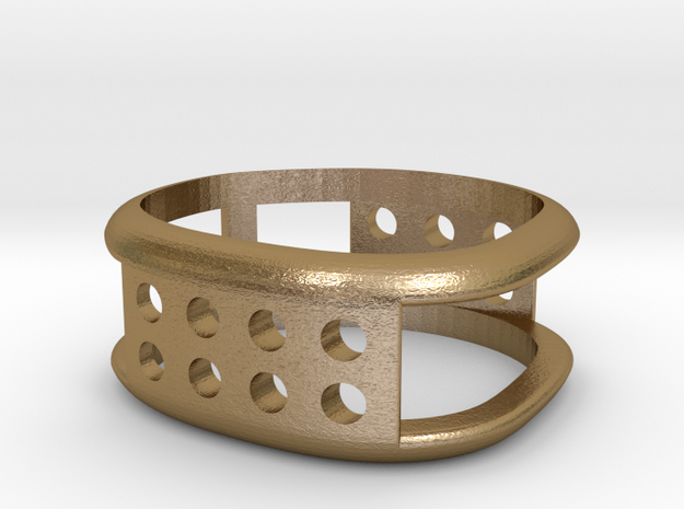 gideon's industrial ring 3d printed