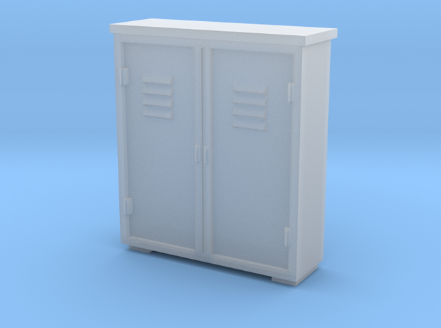 Relaybox - Oe scale (1:48) in Smooth Fine Detail Plastic