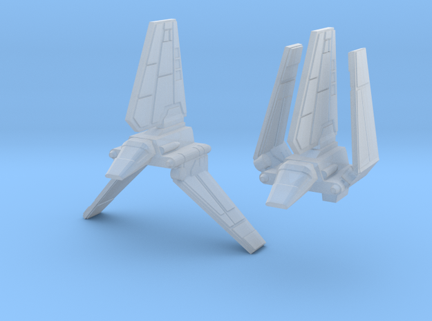 1/2256 Shuttle Tydirium 3d printed