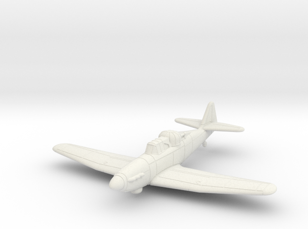 1/200 Boulton Paul Defiant in White Strong & Flexible
